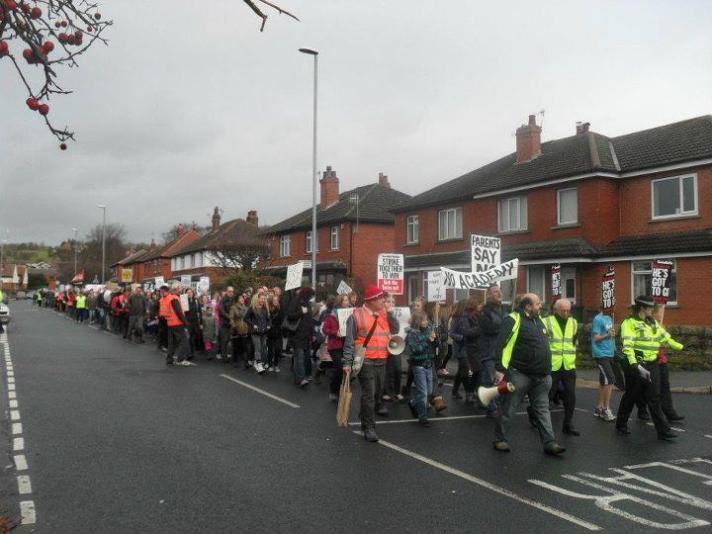 Anti Academy March